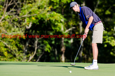 Mariemont High School Golf 2016-67