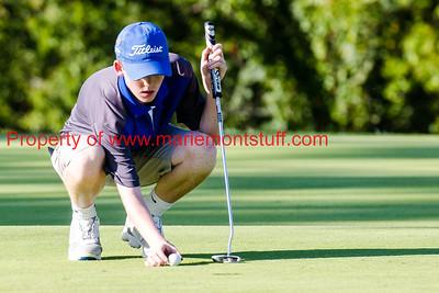 Mariemont High School Golf 2016-54