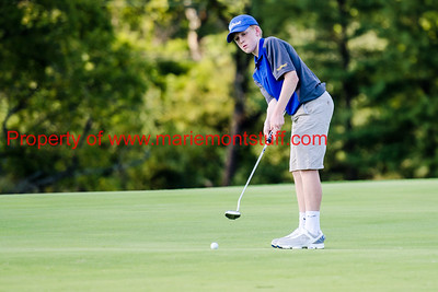 Mariemont High School Golf 2016-52