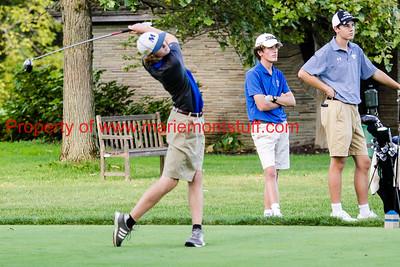 Mariemont High School Golf 2016-41