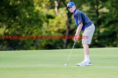 Mariemont High School Golf 2016-49