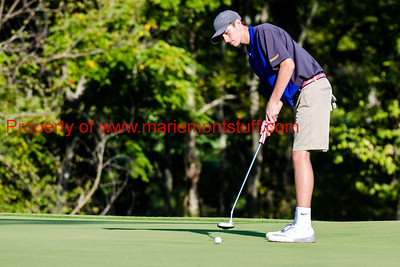 Mariemont High School Golf 2016-66