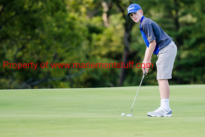 Mariemont High School Golf 2016-46