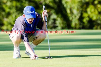 Mariemont High School Golf 2016-55