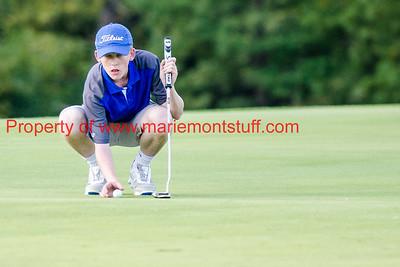 Mariemont High School Golf 2016-44
