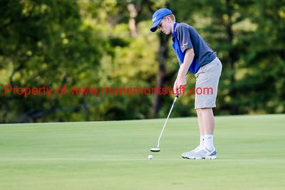 Mariemont High School Golf 2016-50