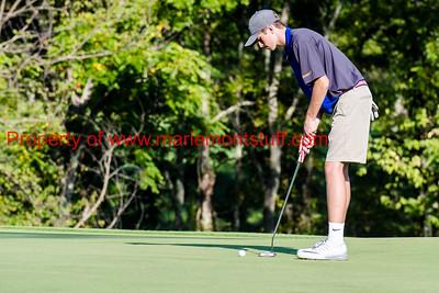 Mariemont High School Golf 2016-65