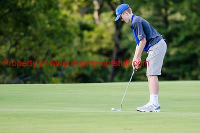 Mariemont High School Golf 2016-47