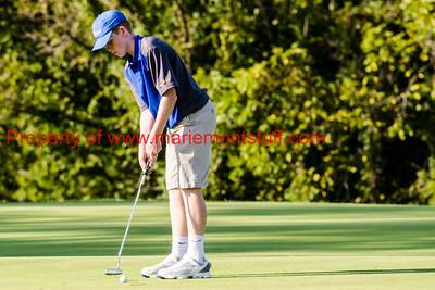 Mariemont High School Golf 2016-56