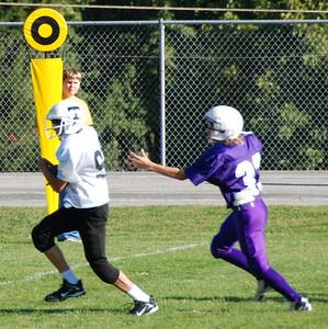 Mission JV Football vs. Papillion Jr. High