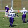 Jeremy scores a touchdown!