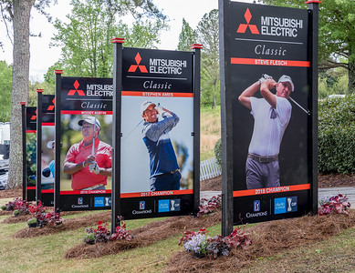 Mitsubishi Electric Classic at TPC Sugarloaf
