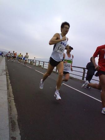 Mizuno Half Marathon 2010
