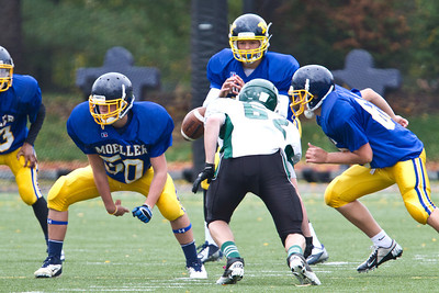 Moeller Freshmen Football 20OCT2012 -11