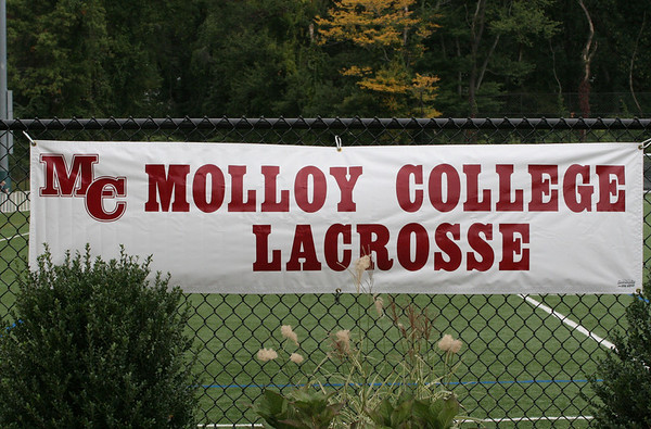 Molloy College Lacrosse Benefit 10 07 2006 Card B 025