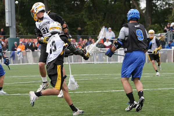 Molloy College Lacrosse Benefit 10 07 2006 Card C 045