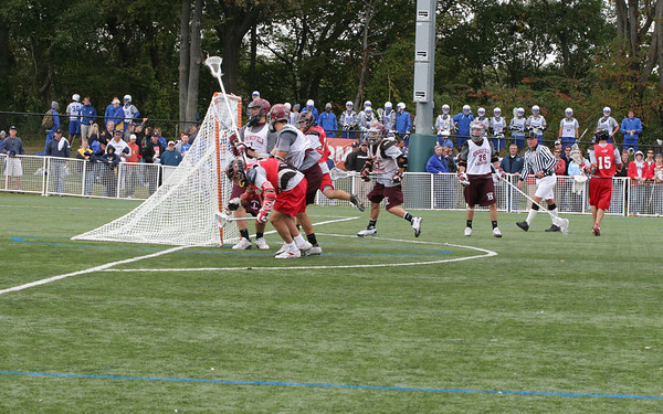 Molloy College Lacrosse Benefit 10 07 2006 Card D 019