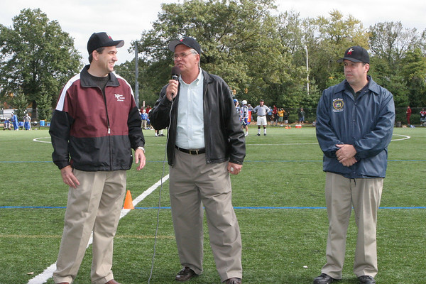 Molloy College Lacrosse Benefit 10 07 2006 Card D 043