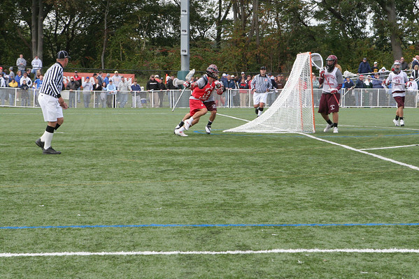 Molloy College Lacrosse Benefit 10 07 2006 Card D 029