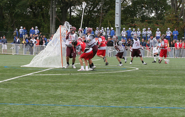 Molloy College Lacrosse Benefit 10 07 2006 Card D 018