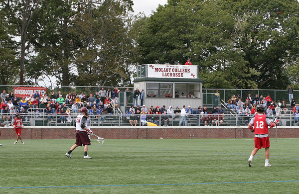 Molloy College Lacrosse Benefit 10 07 2006 Card D 002