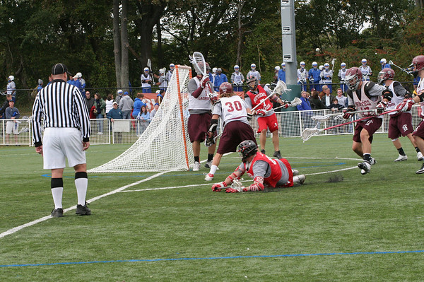 Molloy College Lacrosse Benefit 10 07 2006 Card D 007