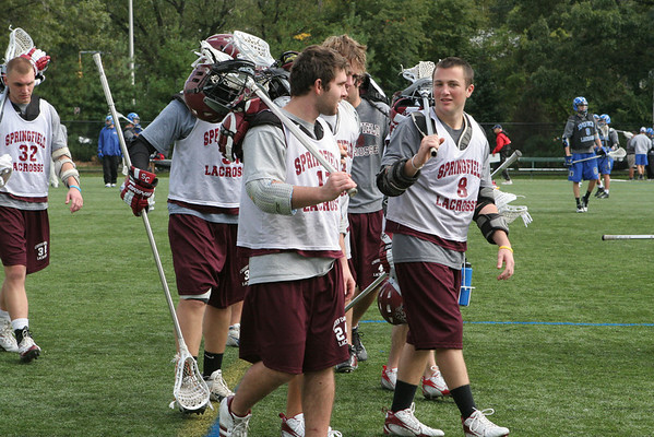 Molloy College Lacrosse Benefit 10 07 2006 Card D 031