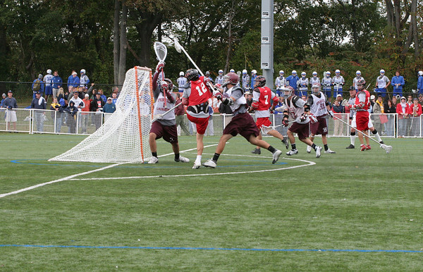 Molloy College Lacrosse Benefit 10 07 2006 Card D 017