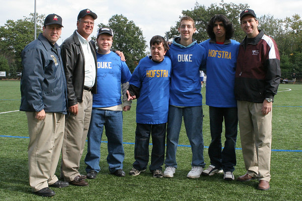 Molloy College Lacrosse Benefit 10 07 2006 Card D 047