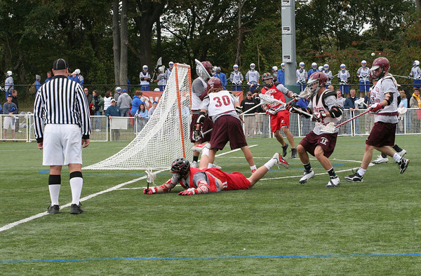 Molloy College Lacrosse Benefit 10 07 2006 Card D 008