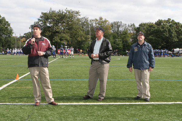 Molloy College Lacrosse Benefit 10 07 2006 Card D 035