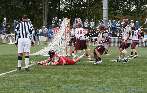 Molloy College Lacrosse Benefit 10 07 2006 Card D 009