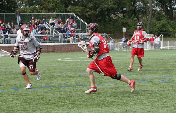 Molloy College Lacrosse Benefit 10 07 2006 Card D 004