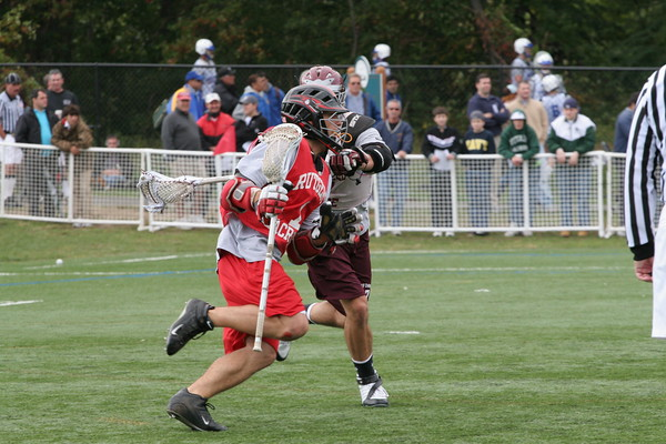 Molloy College Lacrosse Benefit 10 07 2006 Card D 013