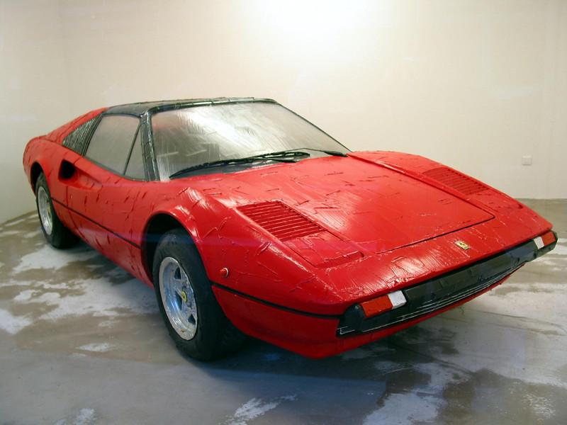 Ferrari or Art?