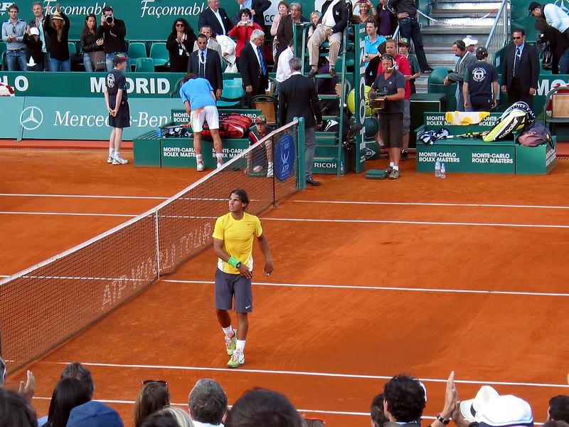 Nadal vs Murray: 6-4 2-6 6-1