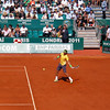 Rafa Playing Murray in the Semi-Final