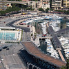 Preparations for the F1 Grand Prix, La Piscine