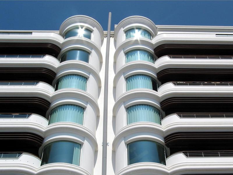 Facade, Monaco