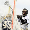 "Monarch High School's Kyle Doner scores a goal on Evergreen's Matt Hoff during a lacrosse game against Evergreen High School at Monarch on Friday, May, 6. Monarch won the game 11-5. For more photos go to  <a href=""http://www.dailycamera.com"">http://www.dailycamera.com</a><br /> Jeremy Papasso/ Camera"