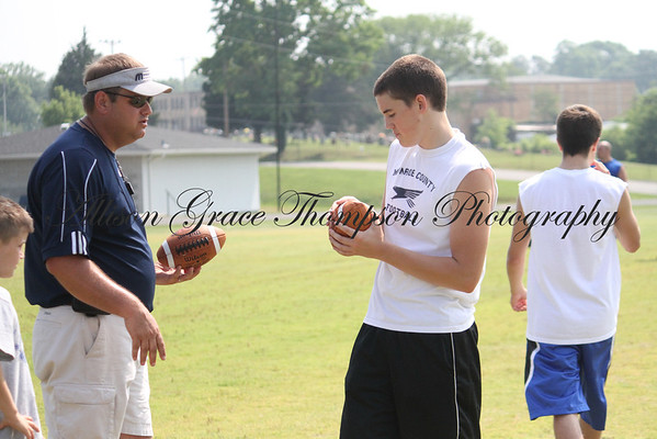 Monroe County Falcon Football Season 2011