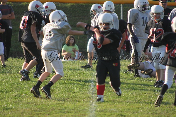 Monroe County Little League Football 2011