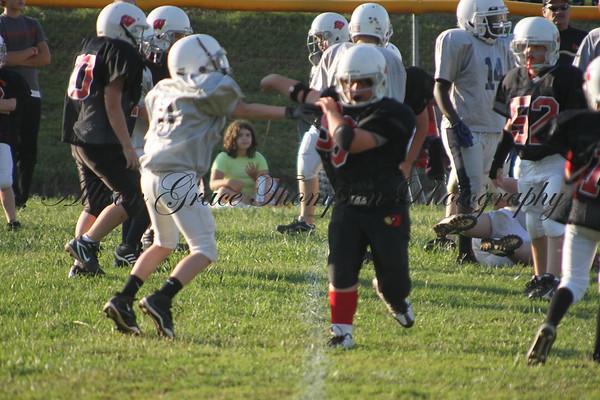 Monroe County Little League Football 2011