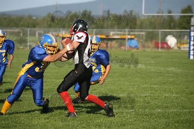Monroe Rams Football 2007
