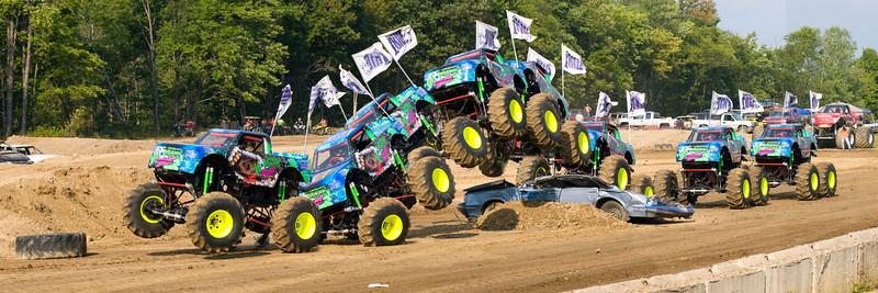 Cornfield 500 Monster Truck Rally