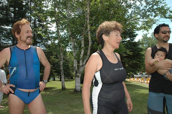 Mont Habitant Triathlon - June 2006