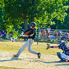 Ayer Shirley improved to 6-0 on the young summer season with a 5-2 win over North Middlesex at Pirone Park in Ayer. Nashoba Valley Voice/Ed NIser