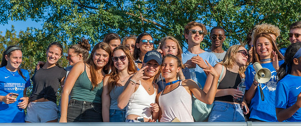 Montclair High School Soccer Fan Club 2017