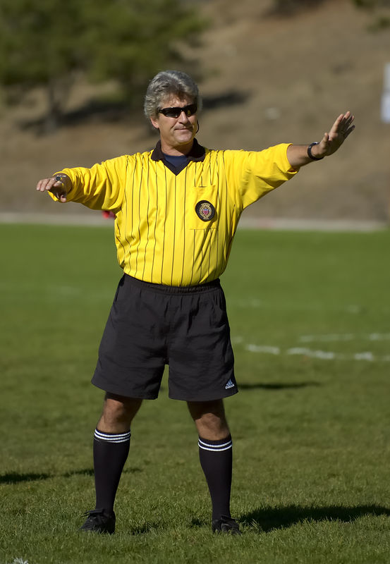 Steve, former Montclair Soccer Club treasurer