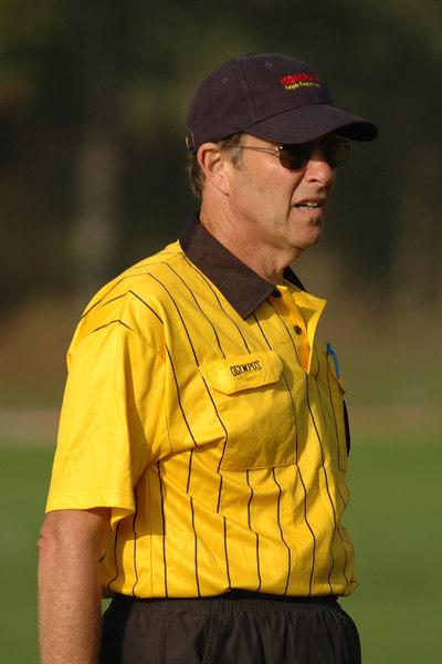 Center Referee, Stephen Shub